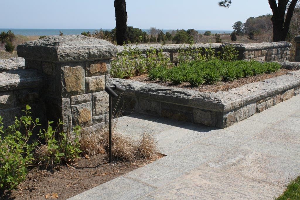 Planter and Pier