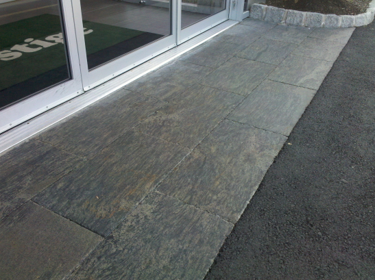 Exterior Granite Pavers