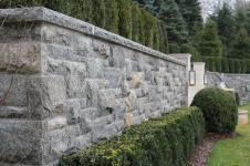 Stone Walls & Wall Coping